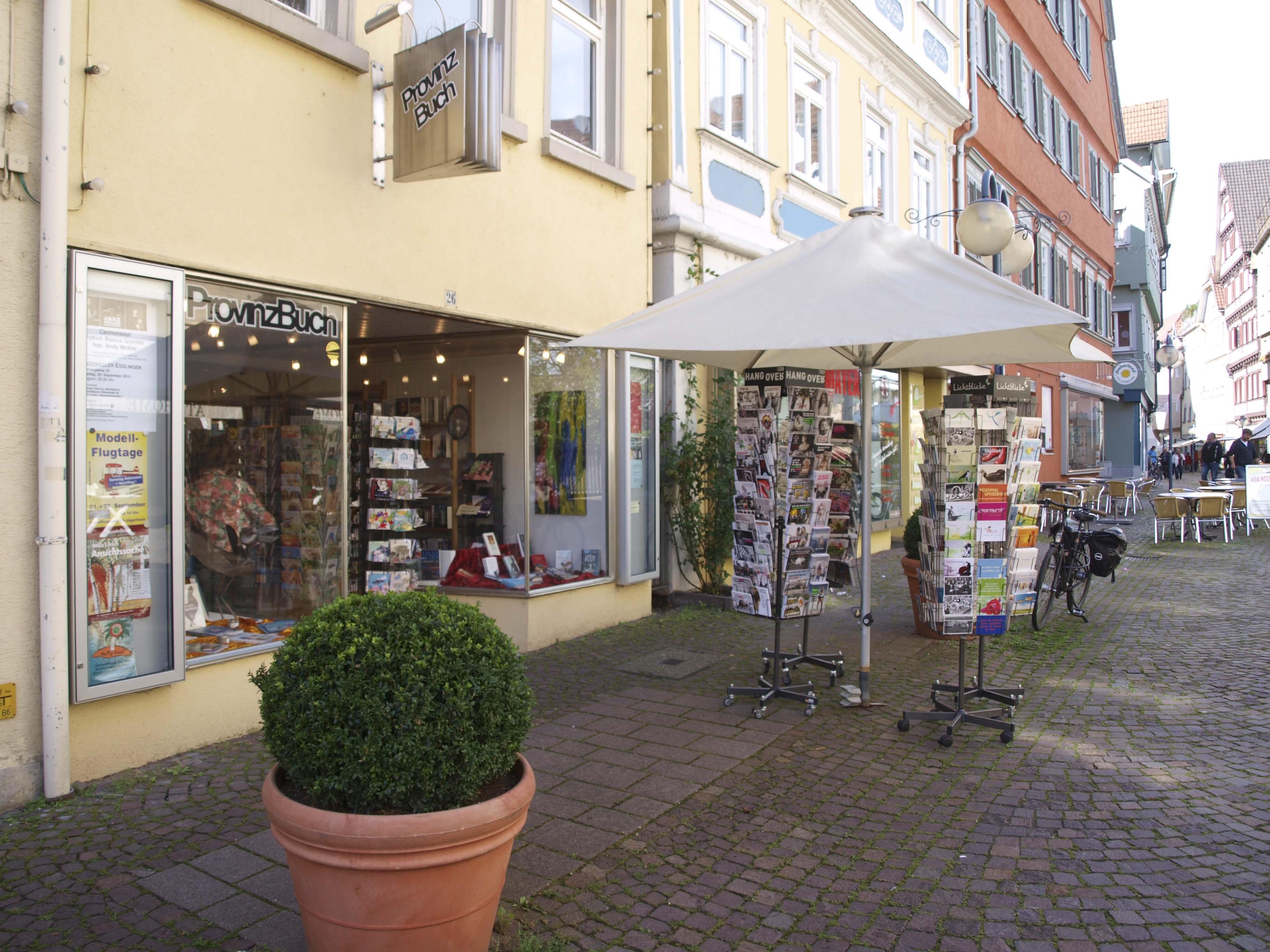 Provinzbuch Küferstraße in Esslingen