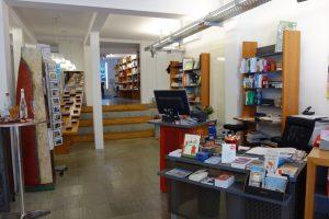 Provinzbuch in ES Küferstraße 9 - Eingangsbereich